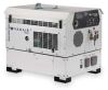 Compressor/Generator,25 HP,5000 Watt -- 4TZW4