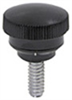 Knurled Knob -- 04K-75S-102450