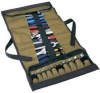 CLC 32 Pocket - Socket/Tool Roll Pouch -- Model# 1173