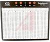 Proto-Board, Solderless; Thermoplastic;9.2 in. L x 11.4 in. W x 1.4 in. H -- 70156597