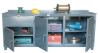 Countertop Model with Multi-Storage -- 73-WB-303-1DB - Image