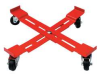 Adjustable Drum Dolly,1000 lb,5-3/8 In H -- 6FVJ4 - Image