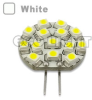 G4 Wafer type LED Bulb 1W - White -- LB-SC-G4W-W