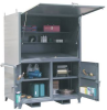 Portable Construction Storage Cabinet -- 56.5-3D-423JSB