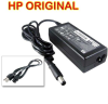 Original HP 65Watt AC Adapter Charger 18.5V 3.5A (Smart-Pin) with power cord included. HP Part No.: -- AD-HP-25 - Image