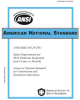 Construction Safety Publication -- ANSI/ASSE A10.28-2011