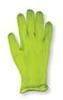 N-Dex Free® Glove, Powder Free, Textured Fingertips, Green -- 13177 -Image