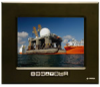 """12.1"""" NEMA 4 Panel Mount Resistive Touch -- VT121P2-RT -- View Larger Image"""