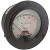 Voltmeter, 0-50VDC, Annular, Self-Shielding; 0 to 50 V; 3-1/2 in -- 70209532 - Image
