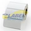 Zebra LV-LDR7BL5B-R Compatible Polypropylene Labels 2 x 1 -- LV-LDR7BL5B-R