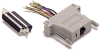 RJ45/DB25 Female Adapter -- 10-01047