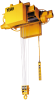 Cable King Monorail and Base Mount (Single Reeved) Hoist -- BE005-032L14S