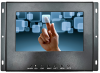 7 inch Rack Mount Industrial LCD Monitor -- AMG-07IPDB01T1 -Image