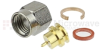 SMA Male Connector Solder Attachment For RG405 Cable Low Profile -- SC7068 -Image