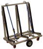Light Weight Aluminum Carts -- LWAC-72