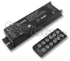 DMX Driver and RGB LED Controller with Remote -- LC-KT-DMX1-IR