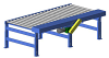 Chain Driven Roller Conveyors -- CDZA25