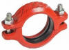 Ductile Iron Couplings for Use on Stainless Steel Pipe