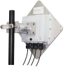 5.8 GHz Outdoor 100 Mbps Wireless 3-Port Ethernet Subscriber Unit -- AW58103HTS - Image