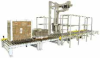 Single Post Automatic Rotary Tower Wrapping System -- RTAC-4S5 - Image
