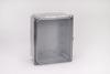 Nema and IP Rated Electrical Enclosure 8X6X4 -- H8064SCF