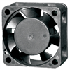 D4020L24BPLB1-7 D-Series (High Efficiency) 40 x 40 x 20 mm 24 V DC Fan -- D4020L24BPLB1-7 -Image