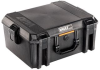 Pelican V550 Vault Case with Foam - Black | SPECIAL PRICE IN CART -- PEL-VCV550-0000-BLK -Image