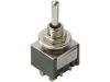 Miniature Toggle Switch, DPDT On-Off-On -- 603693
