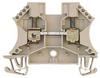 WEIDMULLER - 1020180000 - TERMINAL BLOCK, DIN RAIL, 2POS, 26-10AWG -- 572324