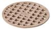 Floor Drain Grate,Round,4-11/16 In Dia -- 11U227