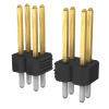 Rectangular Connectors - Headers, Male Pins -- 77313-222-40LF-ND