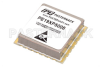 Surface Mount (SMT) 6 GHz Phase Locked Oscillator, 10 MHz External Ref., Phase Noise -90 dBc/Hz, 0.9 inch Package -- PE19XP5008 - Image