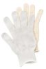 Cut Resistant Glove,White,Reversible,S -- 11V233