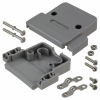 D-Sub, D-Shaped Connectors - Backshells, Hoods -- AE11020-ND