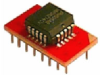 National MM58274CV 20-Pin PLCC-to-16-Pin DIP Converter – RoHS-Compliant