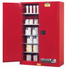 Justrite Combustibles Safety Cabinet -- CAB280 -- View Larger Image