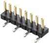 Rectangular Connectors - Headers, Male Pins -- 952-3938-6-ND -Image