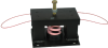 Spring Floor Mounted Seismic Isolator -- MSSH-Isolators -Image
