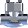 Forged Regular Port Swing Check Valves -- Pressure Class 800-1500 -- View Larger Image