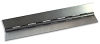 1119D00PS, Plain Steel Continuous Hinge