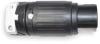 Connector Body,2P,3W,50A,250DC/600VACV -- 3D123 - Image