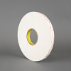 3M VHB Tape 4950 Acrylic Foam White 0.75 in x 36 yd Roll -- 4950 3/4IN X 36YDS -Image