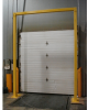 Overhead Door Guard System - Goal Post Door Guard -- OM6100