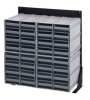 Interlocking Storage Cabinets (QIC Series) - Floor Stands - QIC-124-64