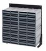 Interlocking Storage Cabinets (QIC Series) - Floor Stands - QIC-124-161