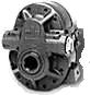 PTO Hydraulic Pump (Aluminum Housing) - Image