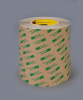 3M 468MP Adhesive Transfer Tape Clear 12 in x 60 yd Roll -- 468MP 12IN X 60YDS -Image