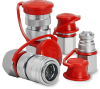 High Pressure Hydraulic Couplings -- Series 218 -- View Larger Image