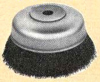 Wire Wheel Brush -- 48-03-1005