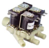 Servo-Controlled Solenoid Valve NC, DN 10 -- 01.010.425